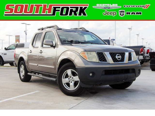 2006 Nissan Frontier in Manvel-Pearland