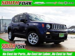 2018 Jeep Renegade LATITUDE 4X2 Sport Utility For Sale Near Houston, TX