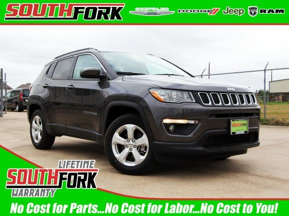 2018 Jeep Compass LATITUDE FWD Sport Utility near Sugar Land