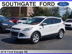 Used Vehicles for sale 2016 Ford Escape SE SUV in Southgate, MI