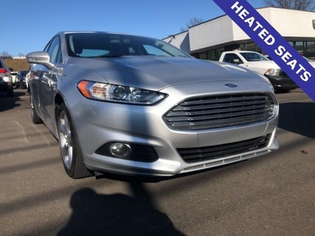 2016 Ford Fusion SE Sedan for sale near Pittsburgh
