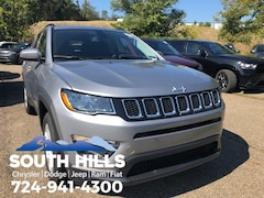 2018 Jeep Compass LATITUDE 4X4 Sport Utility for sale near Pittsburgh