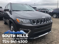 2018 Jeep Compass LIMITED 4X4 Sport Utility for sale near Pittsburgh