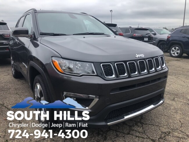 new 2018 jeep compass limited 4x4 for sale | mcmurray pa | vin