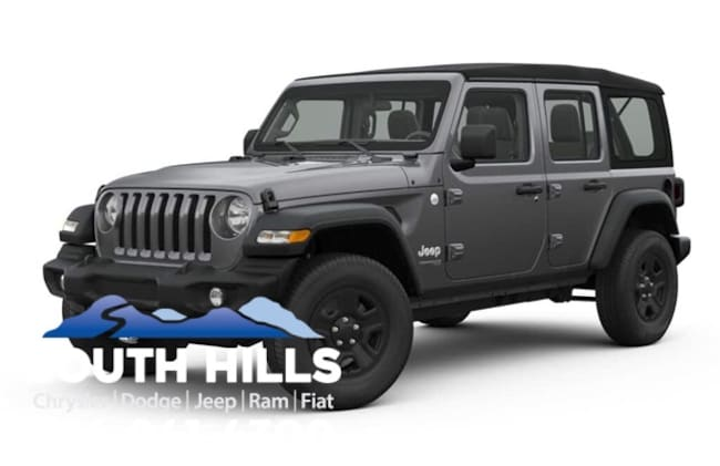 2018 Jeep Wrangler UNLIMITED SPORT 4X4 Sport Utility for sale near Pittsburgh