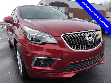 2017 Buick Envision SUV