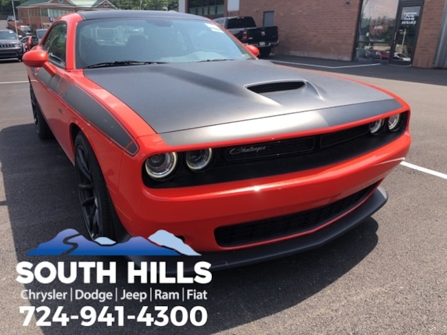 2018 Dodge Challenger T/A 392 Coupe for sale near Pittsburgh