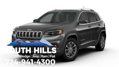 New 2019 Jeep Cherokee LATITUDE PLUS 4X4 Sport Utility for sale near Pittsburgh