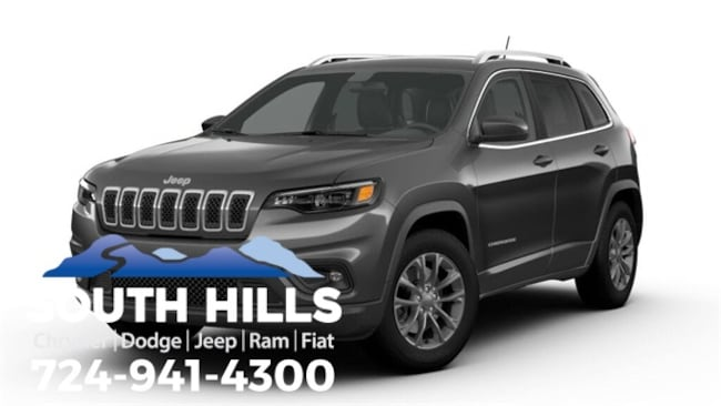 2019 Jeep Cherokee LATITUDE PLUS 4X4 Sport Utility for sale near Pittsburgh