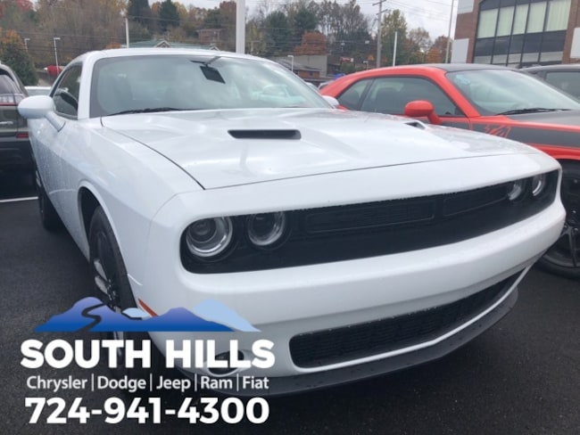 2019 Dodge Challenger SXT AWD Coupe for sale near Pittsburgh