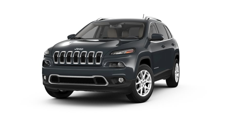 2018 Jeep Cherokee Shown