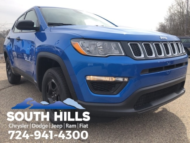 2019 Jeep Compass SPORT 4X4 Sport Utility for sale near Pittsburgh
