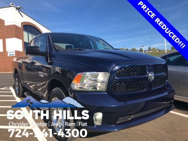 2014 Ram 1500 Tradesman/Express Truck Quad Cab for sale near Pittsburgh