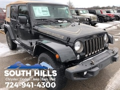 2018 Jeep Wrangler JK UNLIMITED GOLDEN EAGLE 4X4 Sport Utility for sale near Pittsburgh