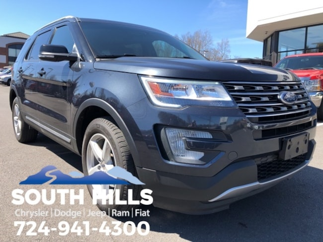 2017 Ford Explorer XLT SUV for sale near Pittsburgh