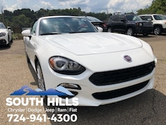 New 2019 FIAT 124 Spider LUSSO Convertible for sale in McMurray, PA