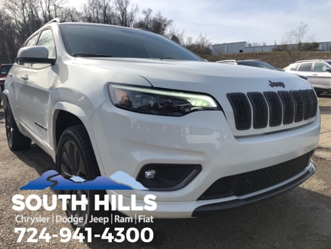 2019 Jeep Cherokee HIGH ALTITUDE 4X4 Sport Utility for sale near Pittsburgh