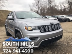 New 2019 Jeep Grand Cherokee ALTITUDE 4X4 Sport Utility for sale in McMurray, PA