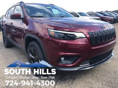 New 2019 Jeep Cherokee ALTITUDE 4X4 Sport Utility for sale near Pittsburgh