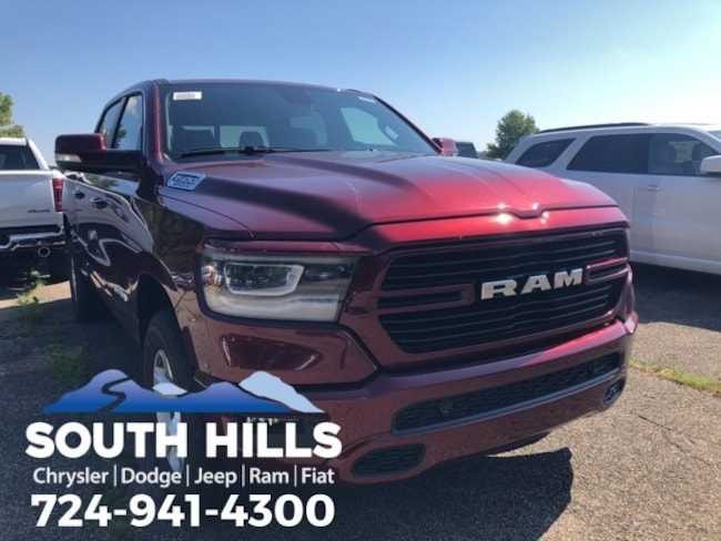 2019 Ram 1500 BIG HORN / LONE STAR CREW CAB 4X4 5'7 BOX Crew Cab for sale near Pittsburgh