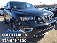 2018 Jeep Grand Cherokee LIMITED 4X4 Sport Utility for sale near Pittsburgh