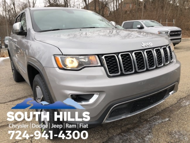 2019 Jeep Grand Cherokee LIMITED 4X4 Sport Utility for sale near Pittsburgh