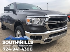 2019 Ram All-New 1500 BIG HORN / LONE STAR CREW CAB 4X4 5'7 BOX Crew Cab for sale near Pittsburgh