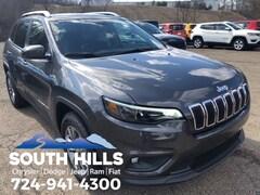New 2019 Jeep Cherokee LATITUDE PLUS 4X4 Sport Utility for sale near Pittsburgh