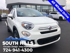 Used 2017 FIAT 500X Pop SUV for sale near Pittsburgh