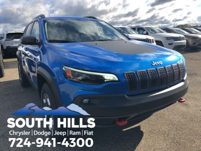 2019 Jeep Cherokee TRAILHAWK 4X4 Sport Utility for sale near Pittsburgh
