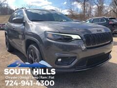 new 2019 Jeep Cherokee ALTITUDE 4X4 Sport Utility for sale near Bethel Park