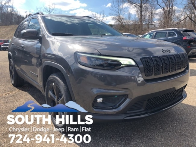 2019 Jeep Cherokee ALTITUDE 4X4 Sport Utility for sale near Pittsburgh