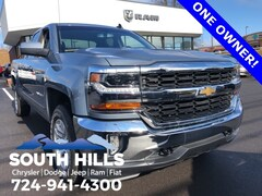 Used 2016 Chevrolet Silverado 1500 LT Truck Double Cab for sale near Pittsburgh