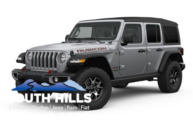 2019 Jeep Wrangler UNLIMITED RUBICON 4X4 Sport Utility for sale near Pittsburgh
