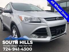 2016 Ford Escape Titanium SUV for sale near Pittsburgh