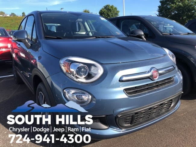 2018 FIAT 500X POP AWD Sport Utility for sale near Pittsburgh