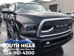 New 2018 Ram 2500 LIMITED MEGA CAB 4X4 6'4 BOX Mega Cab for sale near Pittsburgh