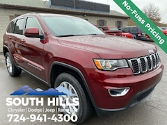 2021 Jeep Grand Cherokee LAREDO X 4X4 Sport Utility for sale near Pittsburgh