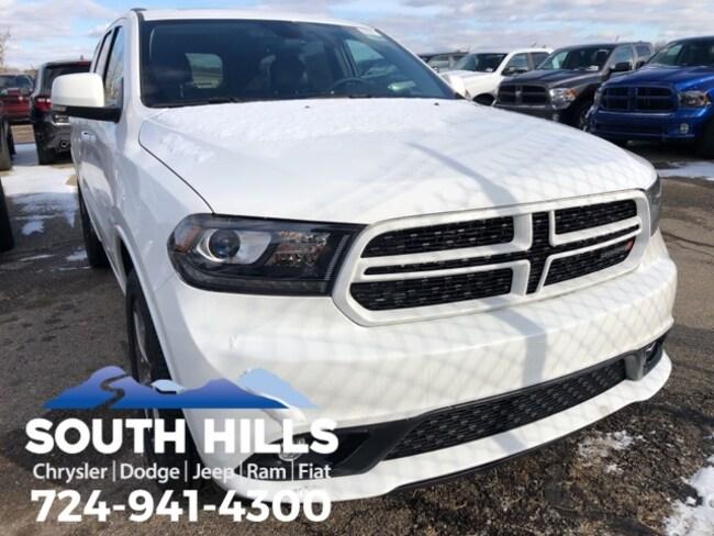 2018 Dodge Durango GT AWD Sport Utility for sale near Pittsburgh