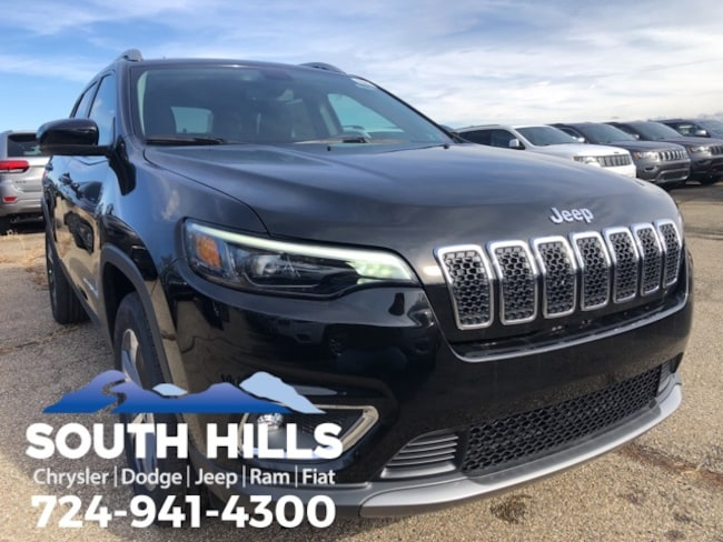 2019 Jeep Cherokee LIMITED 4X4 Sport Utility for sale near Pittsburgh