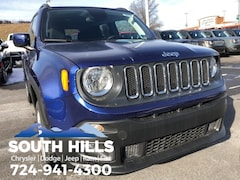 2018 Jeep Renegade LATITUDE 4X4 Sport Utility for sale near Pittsburgh