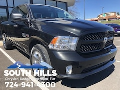 Used 2018 Ram 1500 ST Truck Crew Cab for sale near Pittsburgh