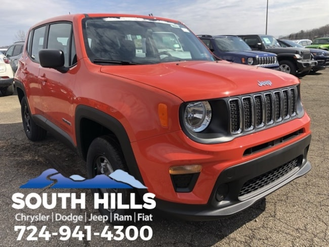 2019 Jeep Renegade SPORT 4X4 Sport Utility for sale near Pittsburgh