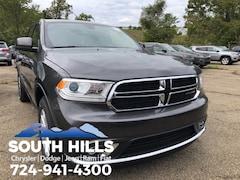 New 2019 Dodge Durango SXT PLUS AWD Sport Utility for sale near Pittsburgh