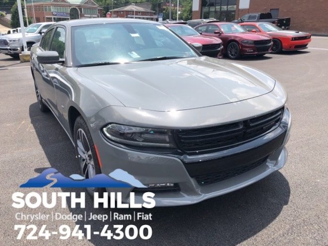 2018 Dodge Charger GT PLUS AWD Sedan for sale near Pittsburgh