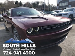 New 2019 Dodge Challenger SXT AWD Coupe for sale near Pittsburgh