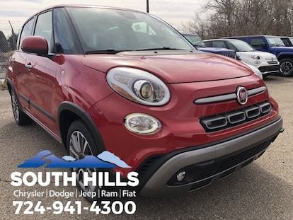 New 2019 Fiat 500l Trekking For Sale Mcmurray Pa Vin Zfbnfadh9kz042128