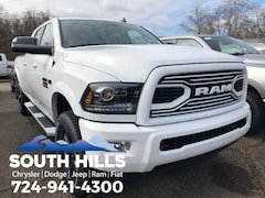 New 2018 Ram 2500 LARAMIE MEGA CAB 4X4 6'4 BOX Mega Cab for sale near Pittsburgh
