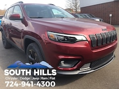 new 2019 Jeep Cherokee ALTITUDE 4X4 Sport Utility for sale near Bethel Park