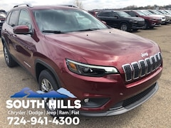 2019 Jeep Cherokee LATITUDE PLUS 4X4 Sport Utility for sale near Pittsburgh
